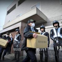 【長期刑確定】覚醒剤100キロ密輸事件で神戸山口組総本部を家宅捜索