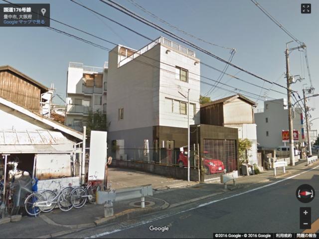 健竜会内竜道会本部事務所