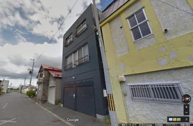 孝昇会本部事務所