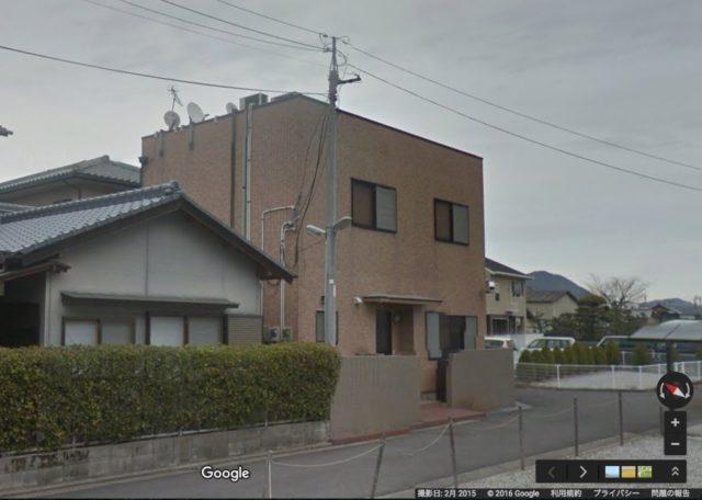 豪友会内坂井組本部事務所