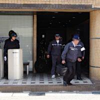 【山口組抗争】小竹幸信芳賀組長らを傷害容疑で逮捕