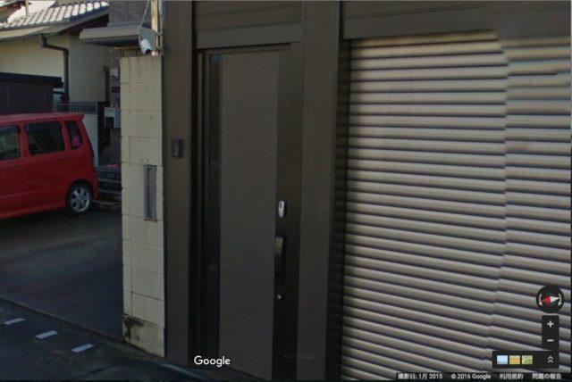 森田一家本部事務所