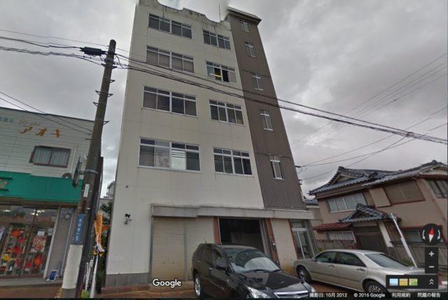 良知組内早川組本部事務所
