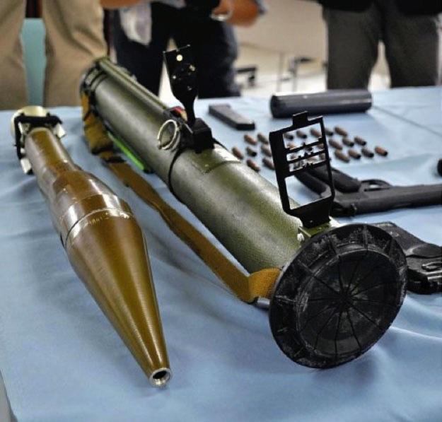 暴力団火器